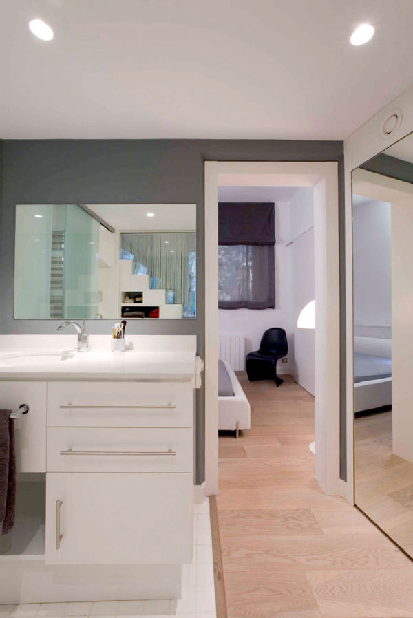 1277472732 miel santpere47 foto 16 Flat Renovation in Barcelona, Based on Strong Visual Effects