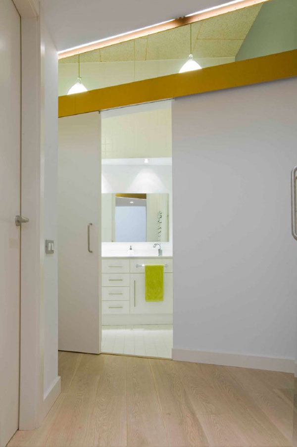 1277472735 miel santpere47 foto 17 Flat Renovation in Barcelona, Based on Strong Visual Effects