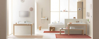 Axor Flexible Bathroom Collection, a Little French Charm