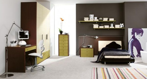 Cool Boys Bedroom Ideas by ZG Group 10 554x3001 25 Room Designs for Teenage Boys