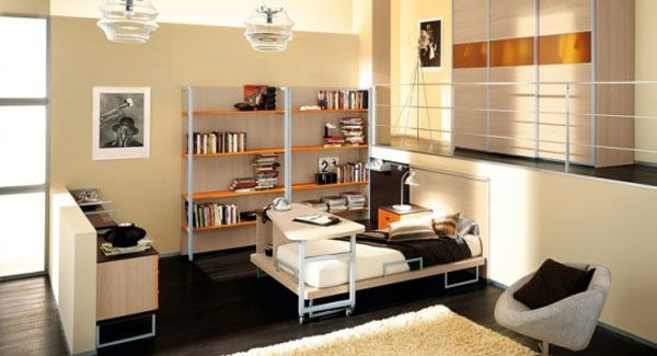 Cool Boys Bedroom Ideas by ZG Group 14 554x3001 25 Room Designs for Teenage Boys
