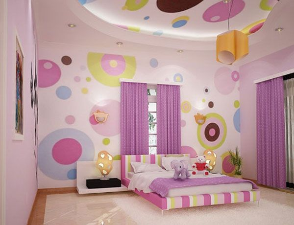 25 Room Design Ideas for Teenage Girls - Home Design & Decor - New ...