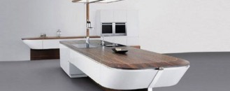 Marecucina by ALNO, a Kitchen for the Sea Lovers