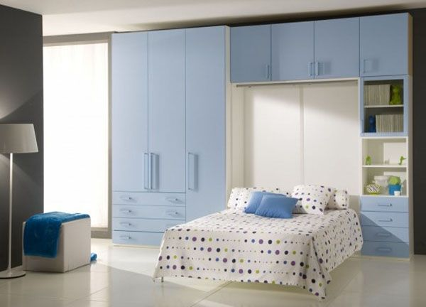 giessegi rooms for boys and girls 34 554x3991 25 Room Designs for Teenage Boys
