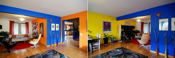 How to choose interior colors that match your style - Selecting colors for home interior ...