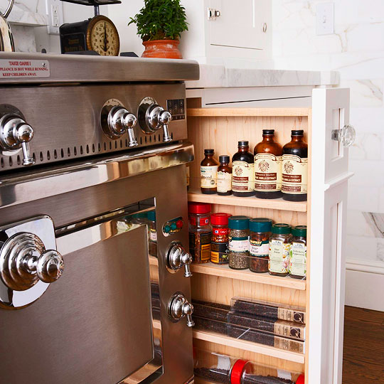 Efficient Kitchen Storage Ideas