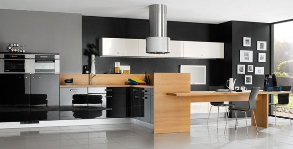 kitchen design2 25 Modern Kitchen Designs That Will Rock Your Cooking World