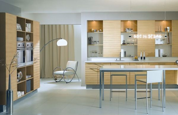 kitchen lighting 25 Modern Kitchen Designs That Will Rock Your Cooking World