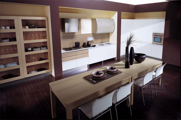 modern kitchen cabinets masca 25 Modern Kitchen Designs That Will Rock Your Cooking World