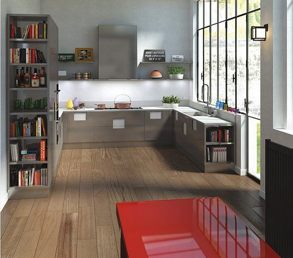 Before & After Kitchen Workspace Expand your workspace and storage
