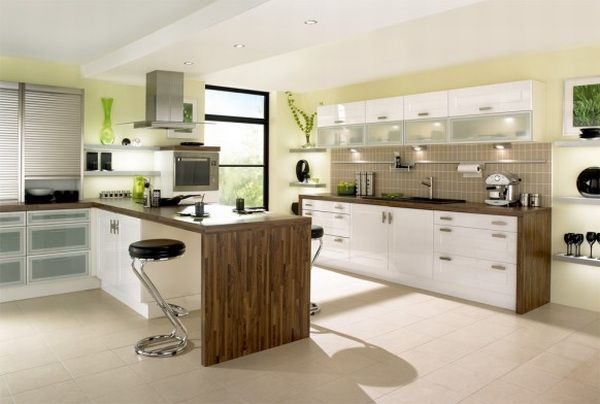Modern Kitchens 25 Designs That Rock Your Cooking World - Interior-designed-kitchens