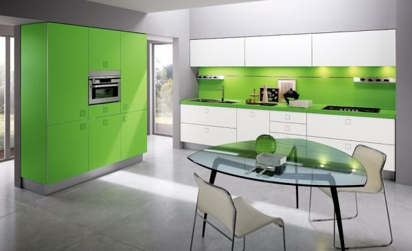 new modern kitchen3 25 Modern Kitchen Designs That Will Rock Your Cooking World