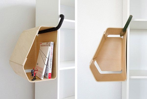 cool shelving addition
