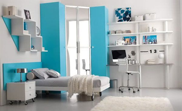 Beautiful Room Design Ideas for Teenage Girls