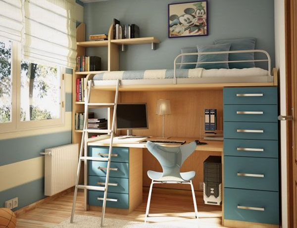 teen room 4 554x42611 25 Room Designs for Teenage Boys