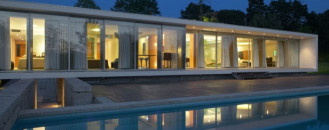 Enchanting Pool House in Portugal by deMM Arquitectura