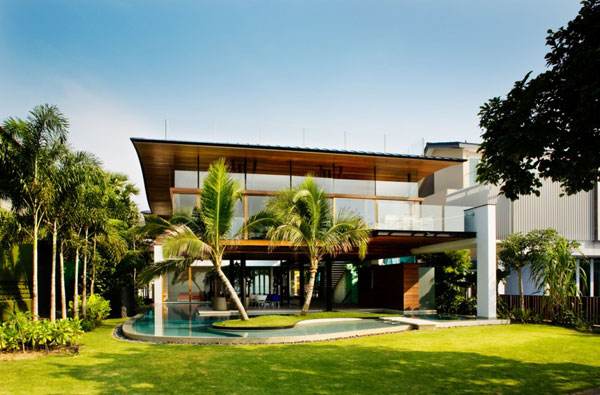 GUZ SENTOSA 001 940x619 Exotic Residence in Singapore : The Fish 