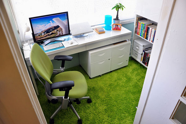 5 ways to make your home office space productive future dream house design - Ways of creating more storage space in your home ...