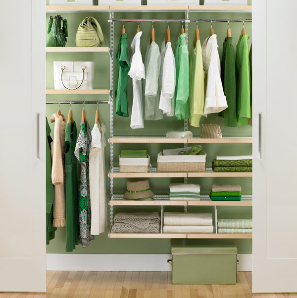 How To Maximize Every Inch Of A Small Closet