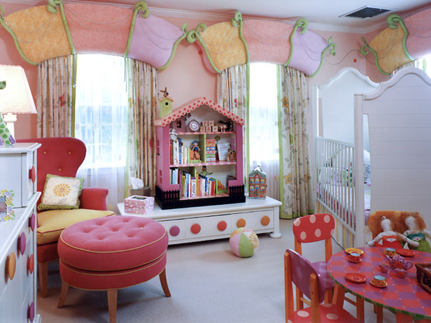 Theme inspired rooms can range from sports, hobbies, or whimsical fantasy