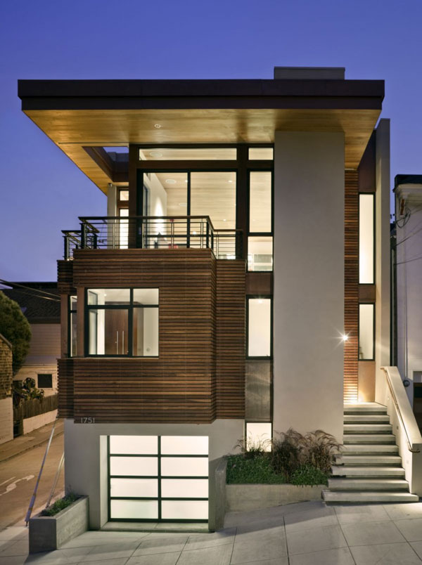 Contemporary Residence in the Heart of San Francisco