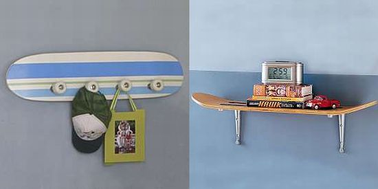 skateboard designs obVTU 1822 25 Functional Furniture Designs Inspired by Skateboards