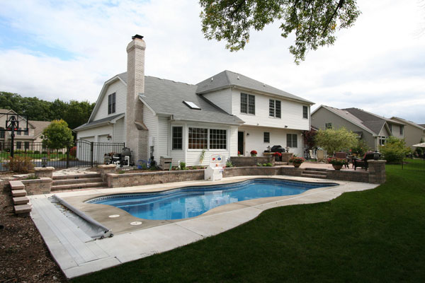 Pros and cons of owning a swimming pool home future for 50000 pool design