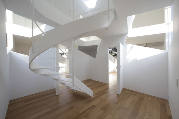 MG 5026 Villa Kanousan, Amazing Cube Home in Japan