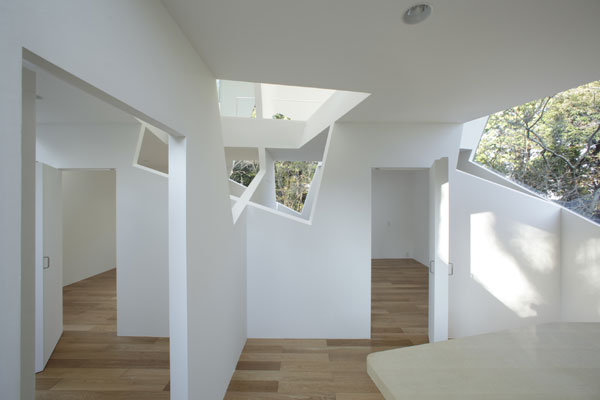 MG 5074 Villa Kanousan, Amazing Cube Home in Japan