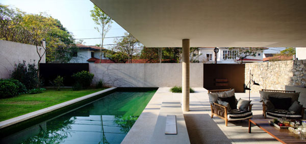 house6 09 House 6, a Showcase of Contemporary Living in Brazil