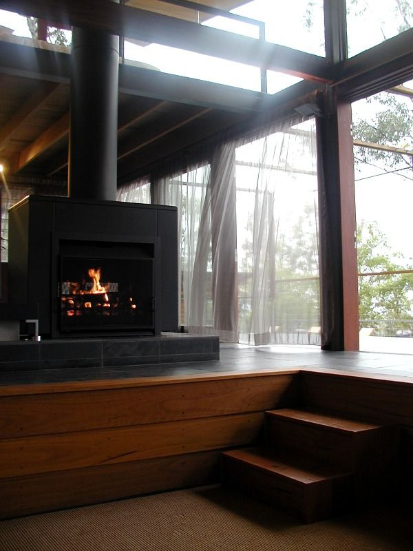 incredible wood residence2 Mountain Home with Increased Comfort in Australia