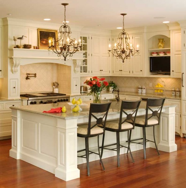 6 Benefits of Having a Great Kitchen Island