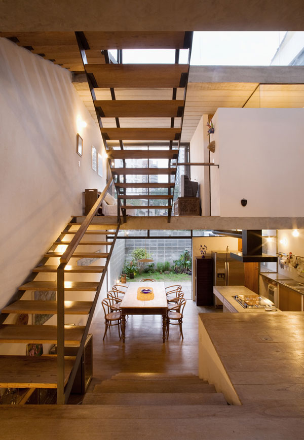 juranda house1 Diverse Design and Architecture in Brasil : Juranda House
