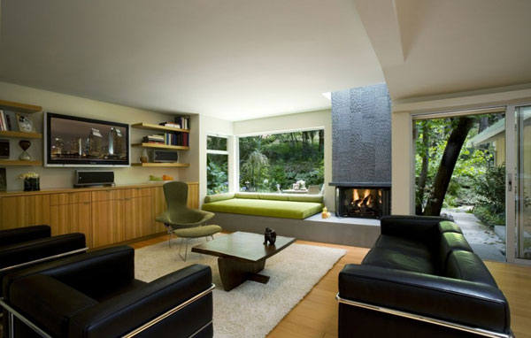 korman 010710 05 940x599 Family House With A Very Warm Feel In California