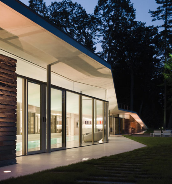 Pool Pavilion, an Intriguing Recreational Building Design ...