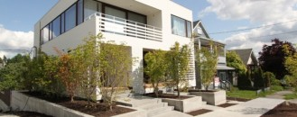Colman Triplex, Daring Contemporary Architecture in Seattle