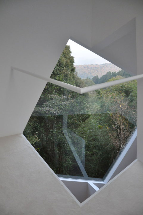view Villa Kanousan, Amazing Cube Home in Japan