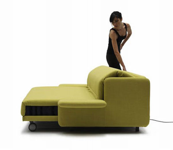 00000wow sofa 05 KgEv1 24429 WOW Sofa Becomes a Practical Bed with Just the Push of a Button