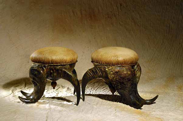 DRAKY Infernal Furniture from Michel Haillard: Atrociously Appealing?