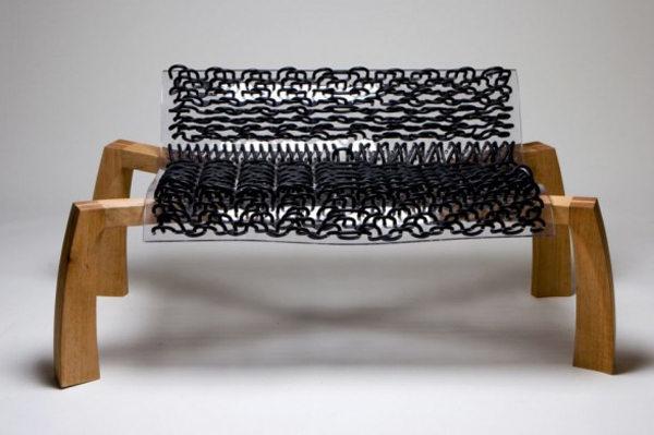 Loops Bench by Asedo Designs1 587x390 15 Urban Furniture Designs You Wish Were on Your Street