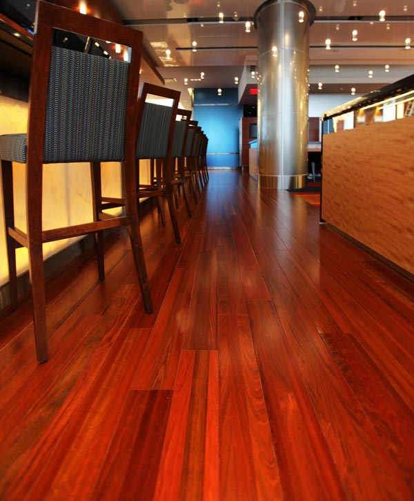 Laminate flooring recycled laminate flooring for Recycled hardwood floors