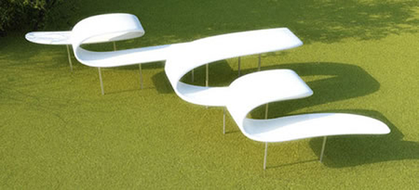 SPIRO urban seating2 15 Urban Furniture Designs You Wish Were on Your Street