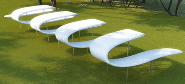 SPIRO urban seating3 15 Urban Furniture Designs You Wish Were on Your Street