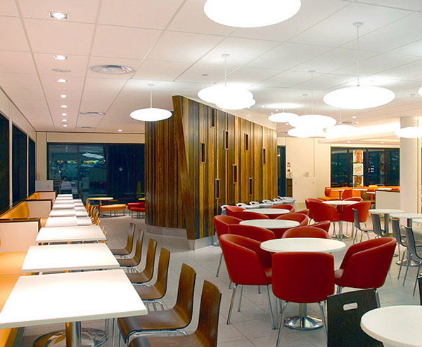 McDonald's Redesign: a New Era for Fast-Food Restaurants