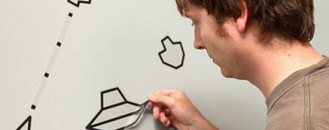 Retro Atari Wall Decals for the Nostalgic Gamers