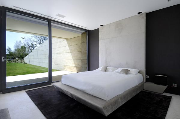 beautifu home architecture building acero archiects bedroom Amazing House That Offers the Maximum Life Quality by A cero
