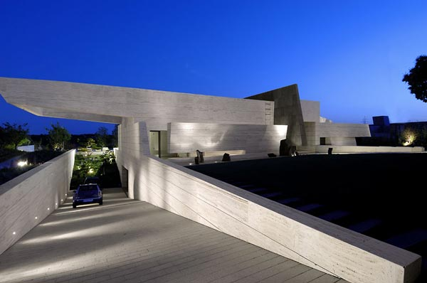 beautifu home architecture building acero archiects modern Amazing House That Offers the Maximum Life Quality by A cero