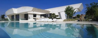 Amazing House That Offers the Maximum Life Quality by A-cero