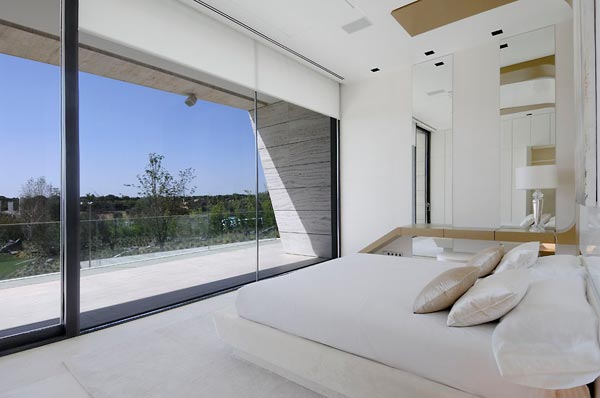 bedroom beautifu home architecture building acero archiects2 Amazing House That Offers the Maximum Life Quality by A cero
