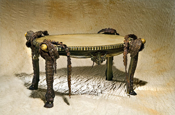 beloutcha Infernal Furniture from Michel Haillard: Atrociously Appealing?